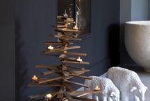 Wood Christmas