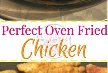 Baked fried chicken recipes