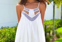 Sultry summer / Boho and classy summer wear