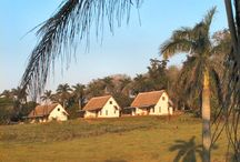 Mabuda Farm / Mabuda Farm is located on the Lubumbo plateau in Swaziland, close to the Mozambique border. The accommodation here is set on a private farm with incredible views and breakfast is produce form the farm.