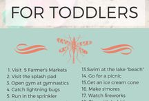 toddler to do list