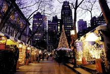 Christmas NYC  / List to do