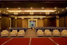 Princeton Convention Centre- First Look! / Take a look at our beautiful halls decorated differently for different events.