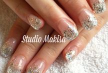 Nails by Makisa - Sequins