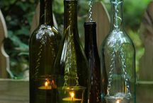 glass bottles recycle