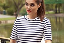 10 Versatile Striped T-shirts And Tops You Can Invest Your Monies In!