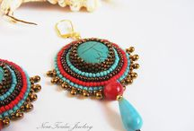 Beading & Embroidery Examples