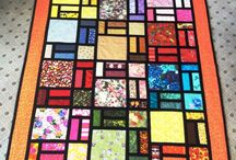 Quilts / Stained glass