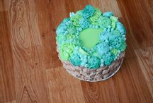 cake flower buttercream