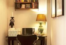 Inspirational work space / by Heidi Pyron Adams