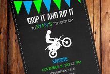 fietscross feestje ideeën