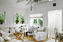Cottage decor and ideas