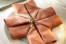 easter serviettes
