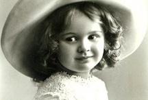 Vintage kids / by Brigitte Roedolf