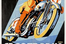 Moto Poster Race