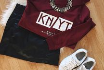 Street Style / - Knyt Clothes -