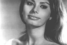 Beautiful women of a gone era