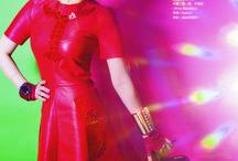 Revue de Presse / Magazines de Mode : ELLE, Grazia, Vogue Paris, Numero, Madame Figaro ...