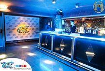 Discoteca New Tropic Costa Getafe / Las fotos de la sala de fiestas de Getafe más espectacular de la zona sur de Madrid