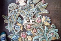 Russian tradition art