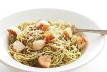 pasta fish