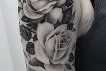Tattoo flowerpower.....