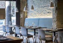 Restaurant Design / by United Noodles