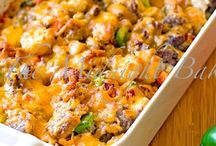 Recipes - Casserole s / by With Love Jennifer