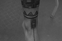 amerindian tattoo