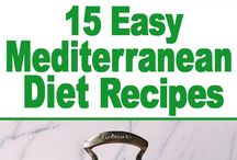 Mediterranean Cuisine / Delicious ideas for preparing Mediterranean-inspired dishes.