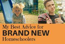 Homeschooling Advice