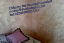 decorative painting / How to faux decorative painting