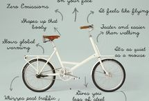 bikes, wheels, cranks and such / by Jeannie Thorp