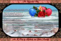 Artsieladie-Poetry / This board is for pinning my poetry (many combined with my art); owned by and copyrighted to Artsieladie/Sharon Donnelly, of course. NOTE: All images from Minus to be replaced, since Minus exists no more.