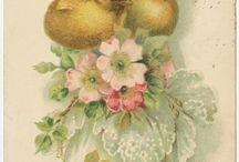Vintage Easter/Pasen