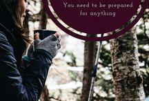 Backpacking, Camping, Hiking