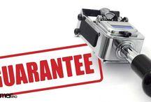 تنها شرکتهای دارای نماد گارانتی مجاز به ارائه خدمات پس از فروش هستند