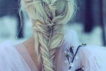 trensas y peinados