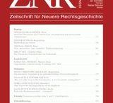 Derecho. Revistas Historia del Derecho / Selección de revistas de Historia del Derecho