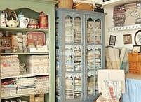 Sewing Room / by Anna Marie Maria-Nase