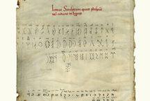 Oud Schrift  / by Joke Elburg