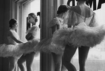 ballerinas / by Ashley Readings