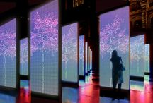 Light Installations for Urban Spaces