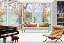 Modem Music Room