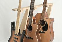 stand guitare