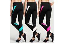dame fitness bukse