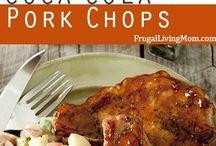 Food: Pork / by Maggie Davis
