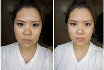 Makeup / by Ellie Tee