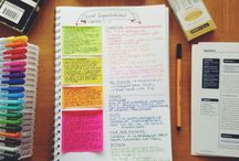Studying tips & Organisation tips