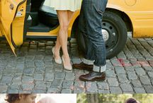 Engagement Session Wardrobe Inspiration / An assortment of styles and ideas for your engagement sessions in various location settings. From dressy to casual, and across all seasons!
